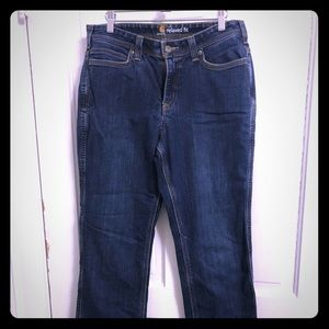 Carhartt Jeans- Heavy Duty and Fully Lined